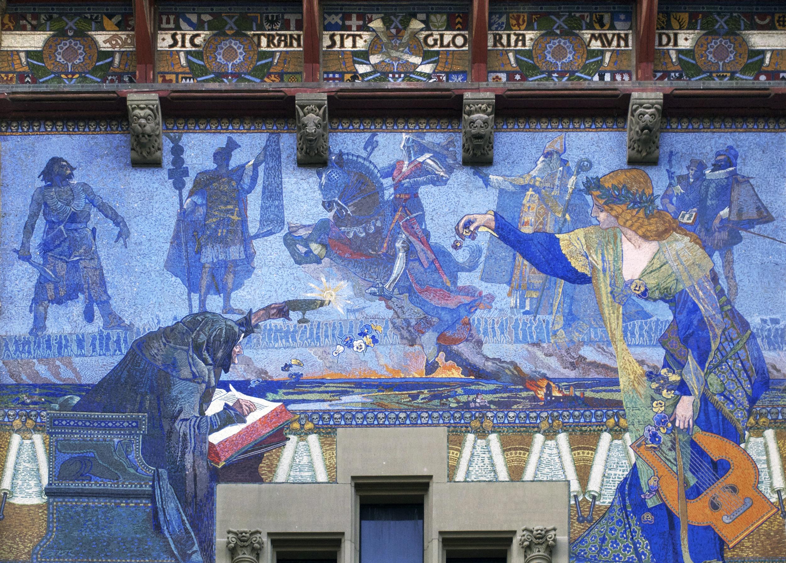 Bernisches Historisches Museum Aussenansichten